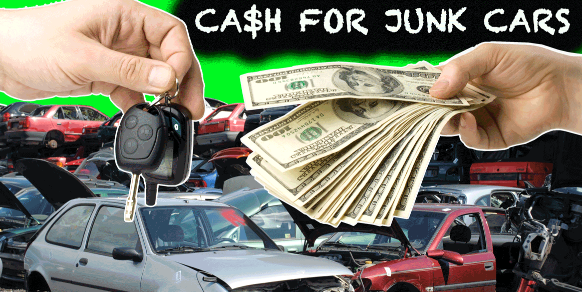 Ready To Sell Your Junk Car? - Kev\'s Towing & Auto Salvage ...