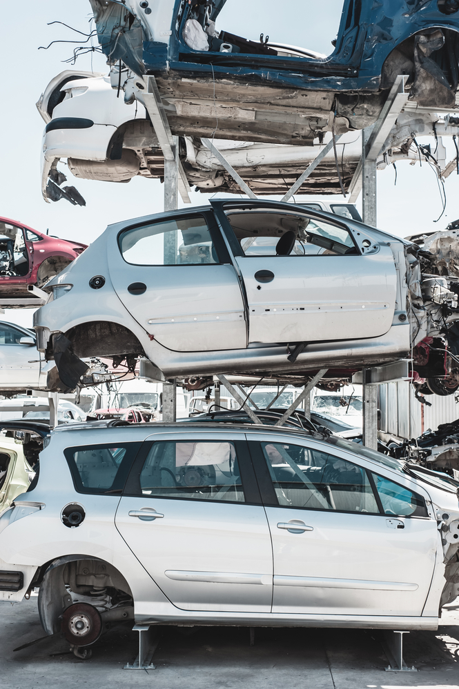 Salvage Yard\'s Top Tips for Getting Quick Cash for Junk Cars ...