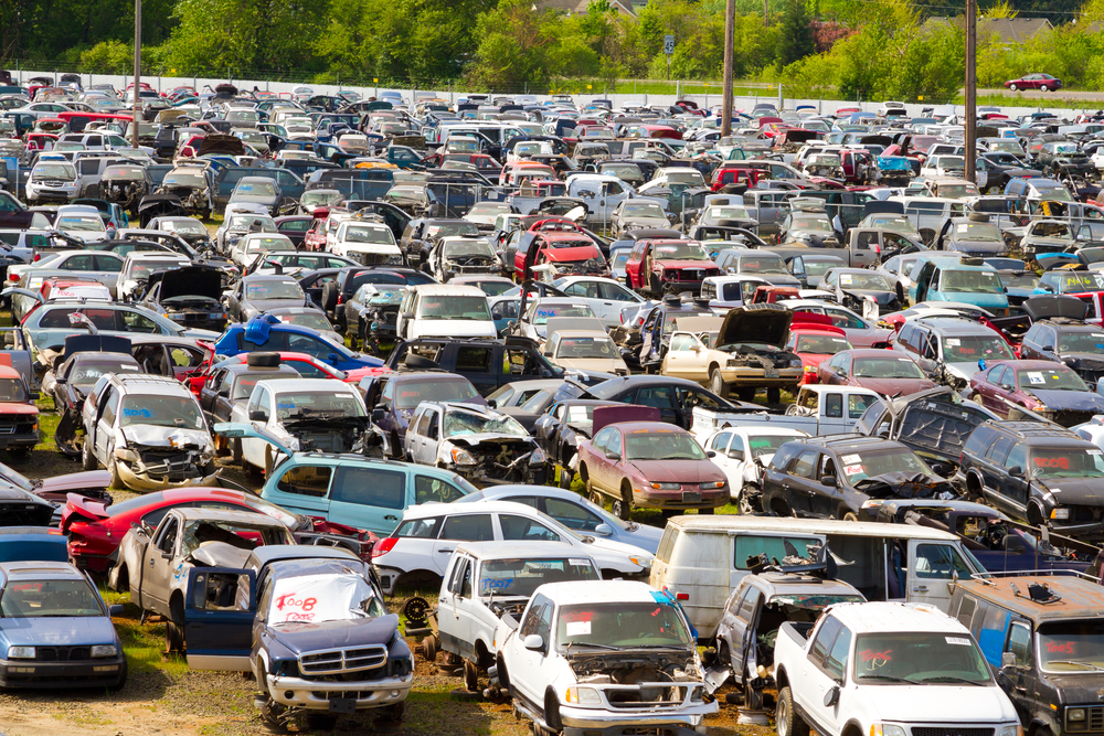 Top 4 Reasons to Sell Your Junk Car to an Auto Salvage Yard - Jack\'s ...