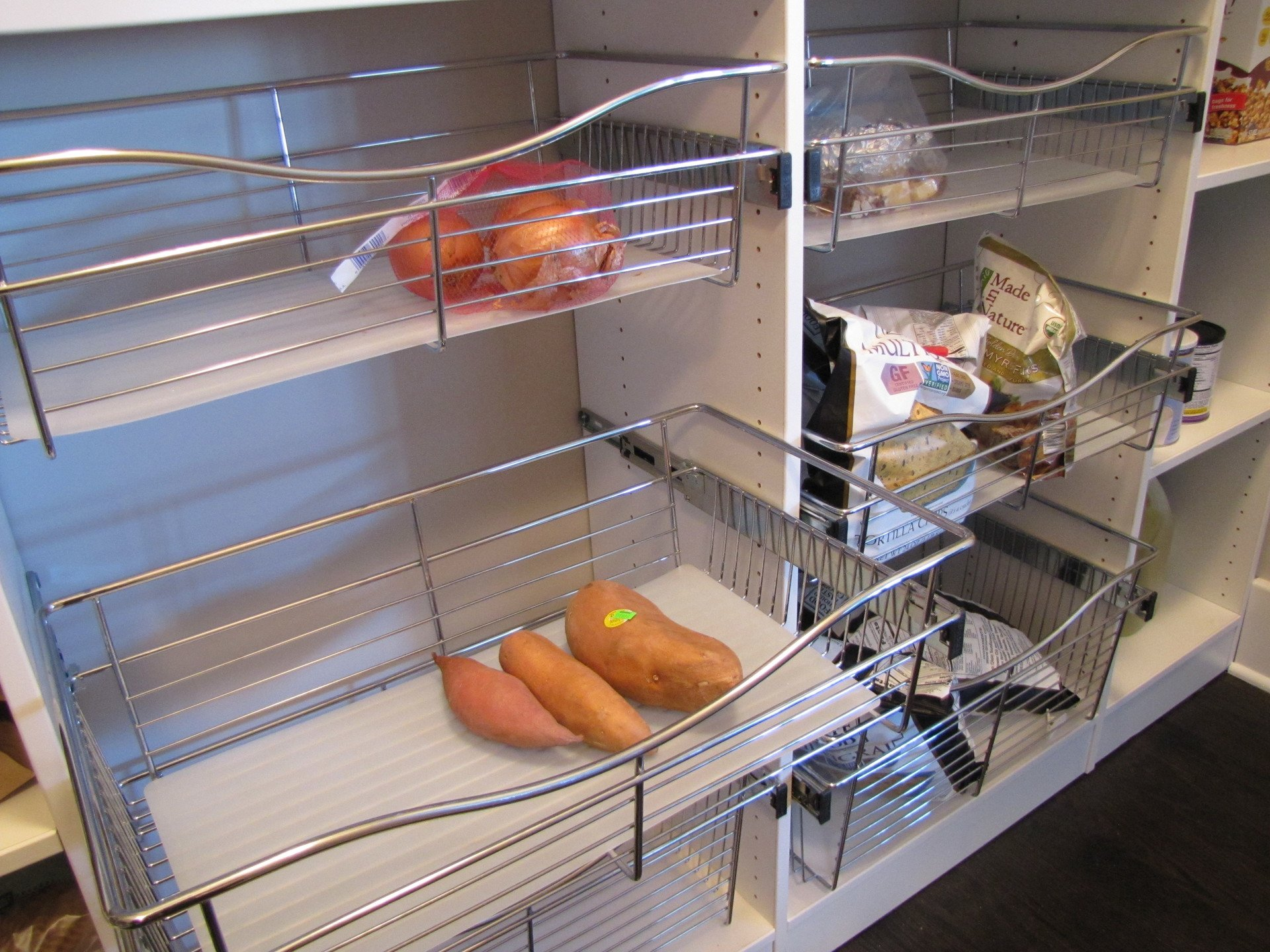 Planning A Kitchen Renovation Don 39 T Forget A Custom Pantry Design Cincinnati Closets
