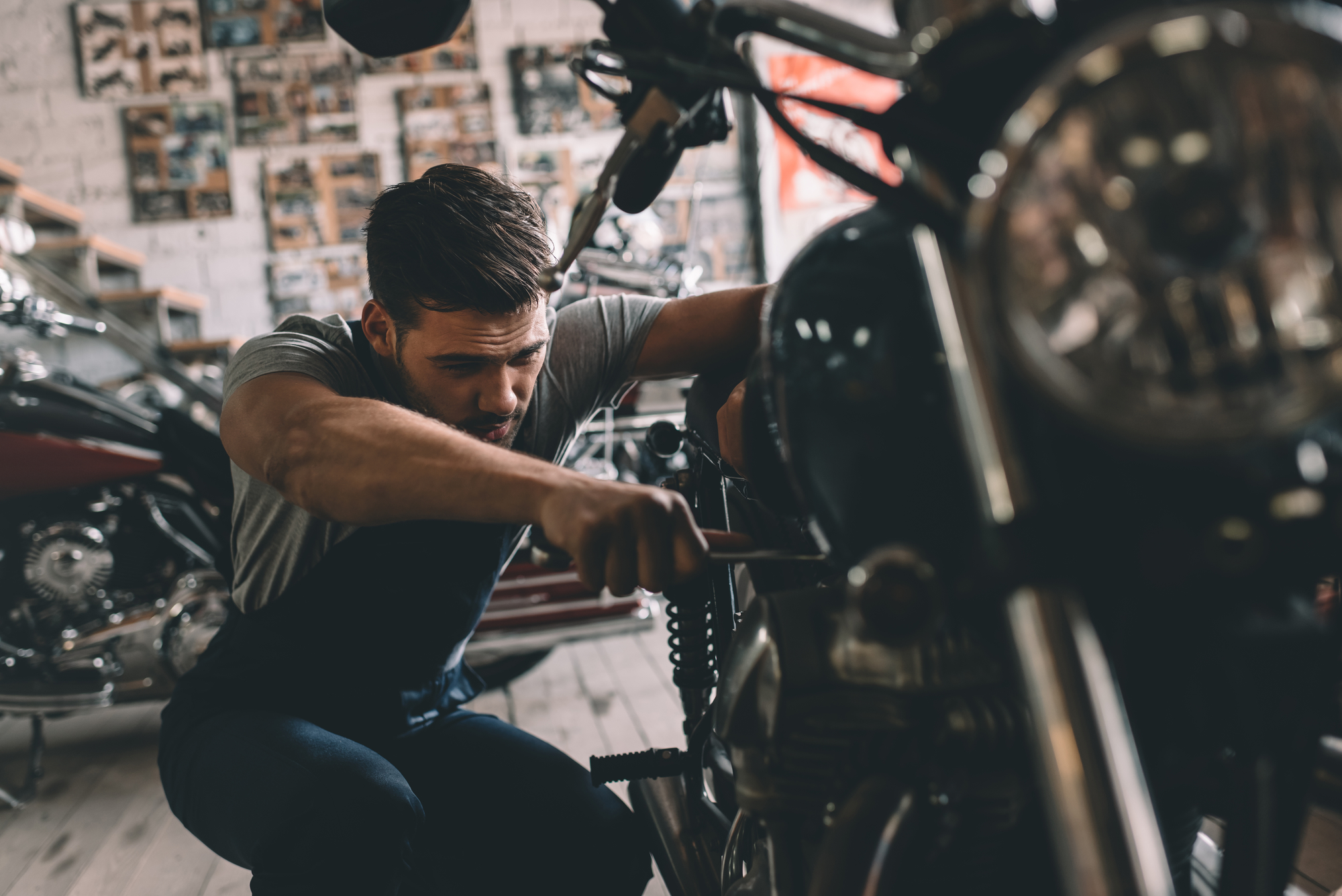 3 Important Motorcycle Maintenance Tasks to Take Care of Before ...