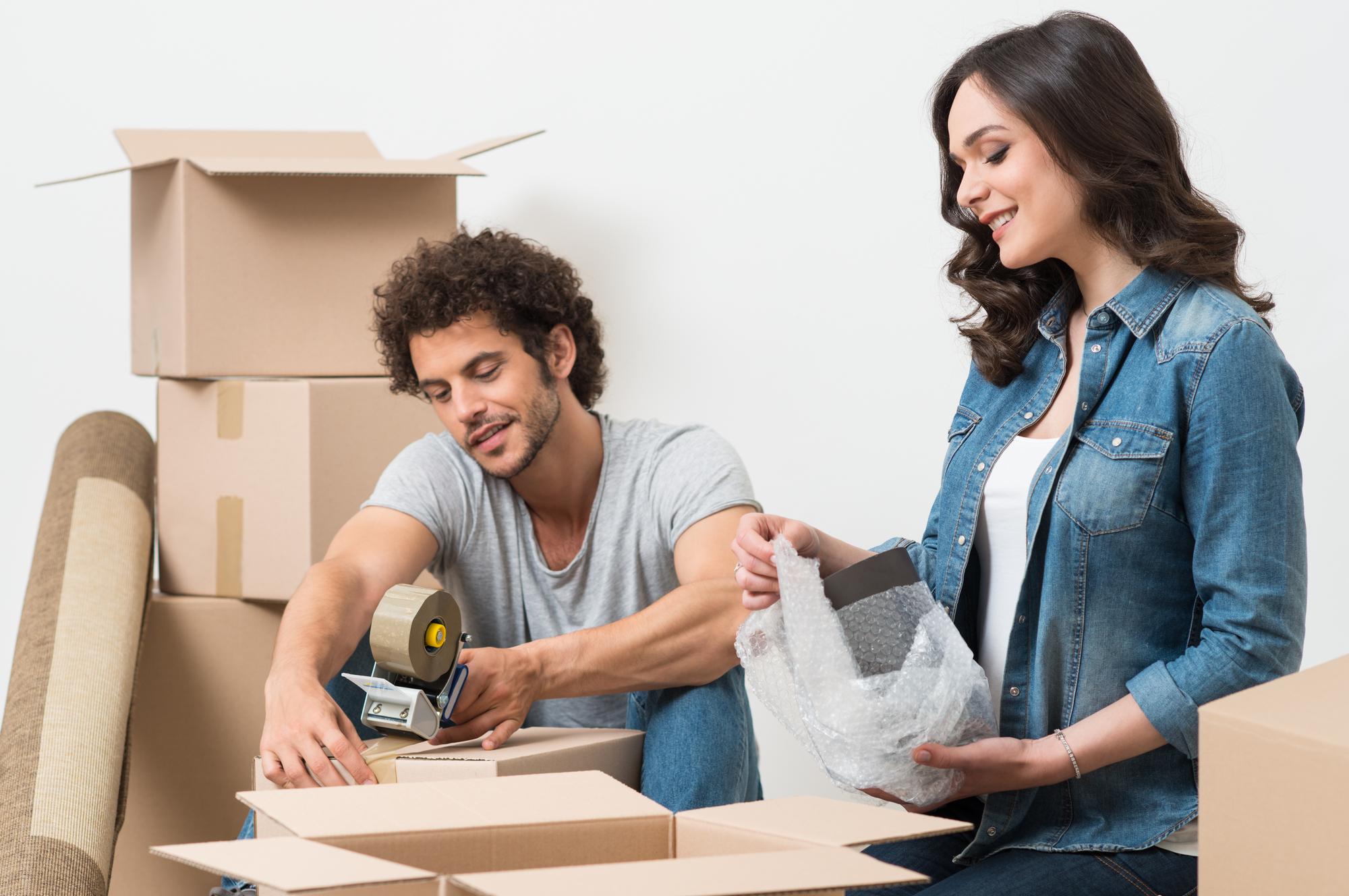 Cincinnati moving supplies