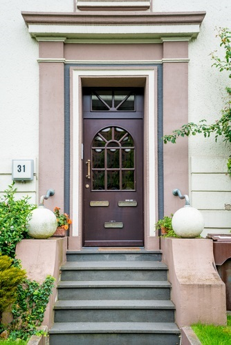 One Of The Most Basic Considerations Is Whether Thereu0027s Space For Your Door  To Open. If Your Entryway Is Small, An Outswing Door Will Provide The Most  Room ...