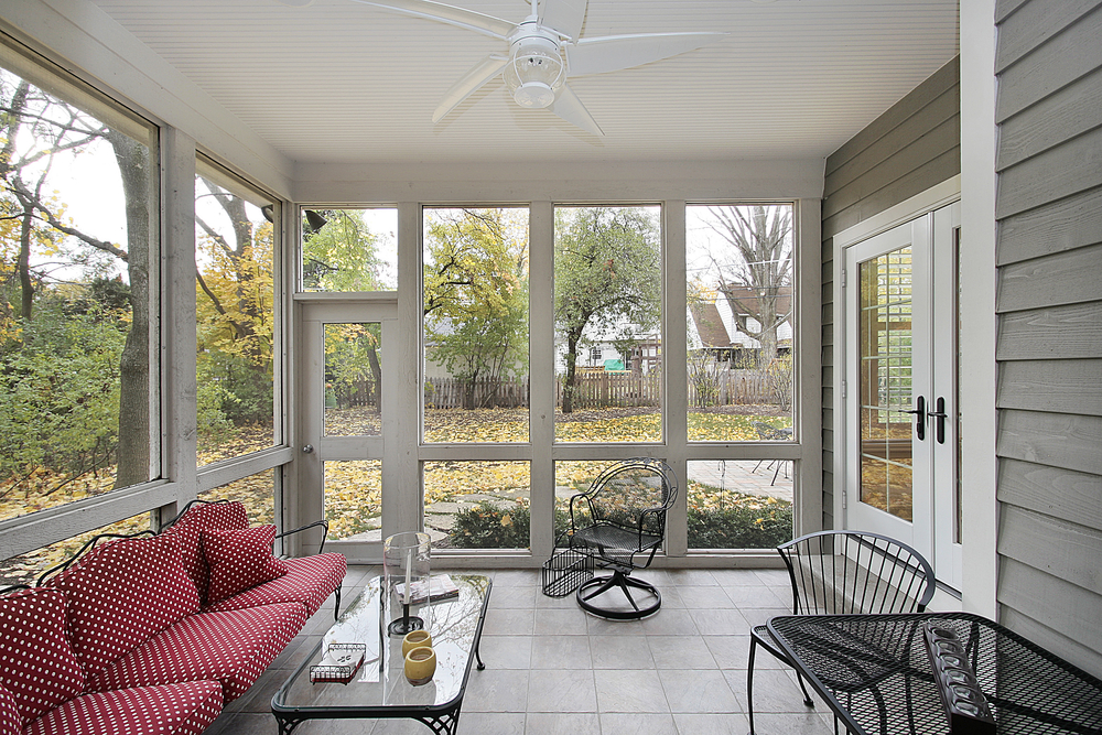 What is a Three and Four Season Patio Room? - C & D Screen & Glass ...