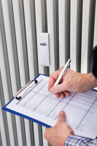 thermal fluid heaters checklist
