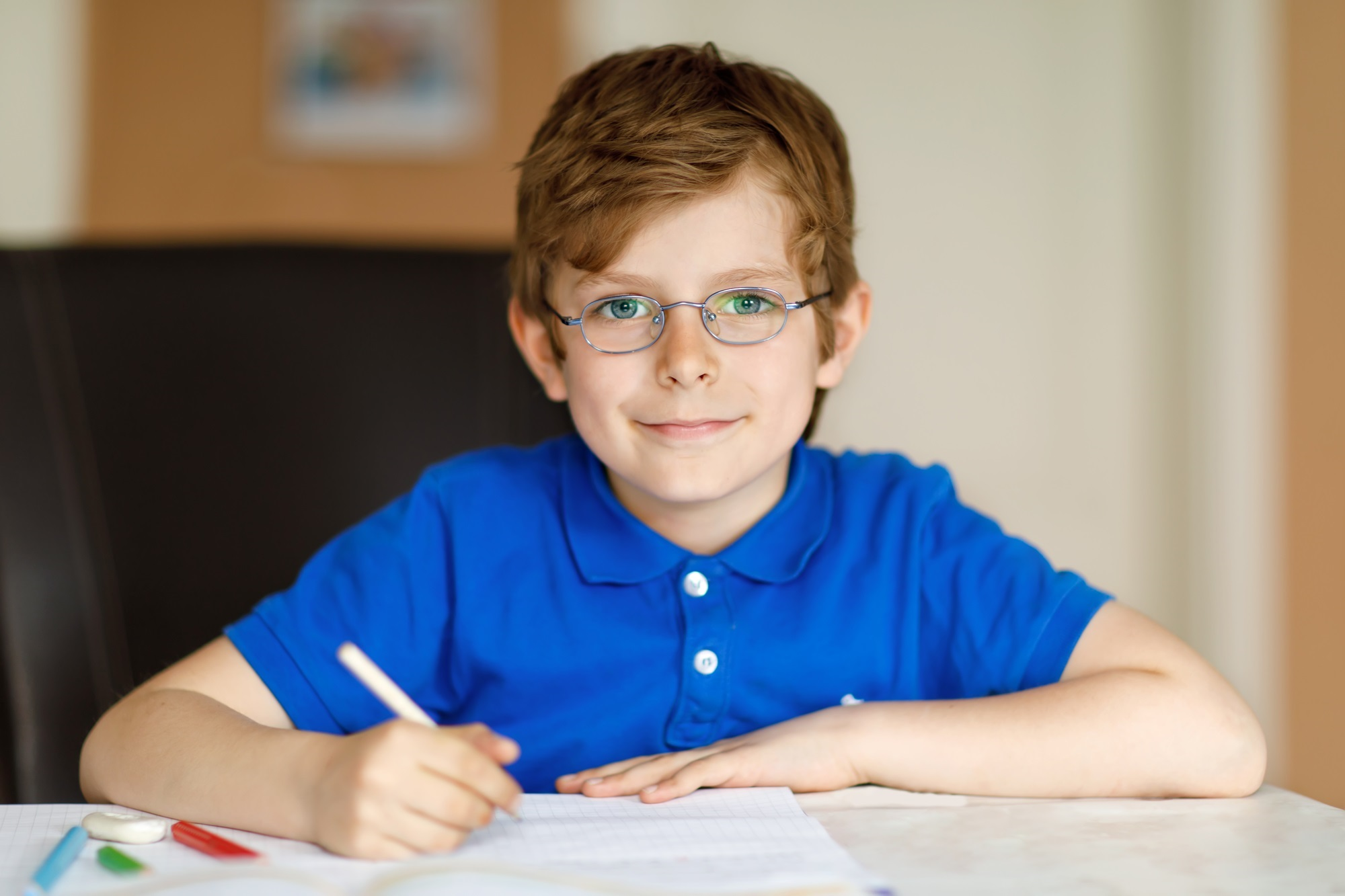 299d75c4e7d How a Back-to-School Eye Exam Helps Your Child Succeed - Griebenow ...