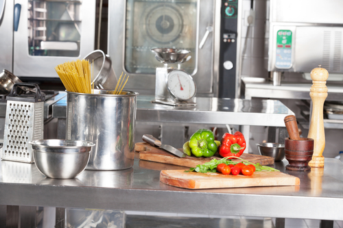 Commercial kitchen equipment repair
