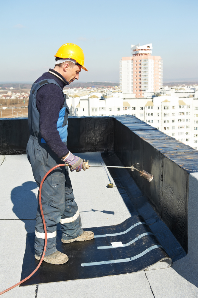 Commercial Roof Repair : Signs it s time for commercial roofing repair baltic