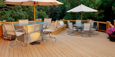 what is composite decking? - patio designers - east yolo | nearsay - Patio Designers