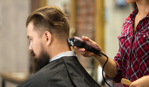 men's haircuts and styling