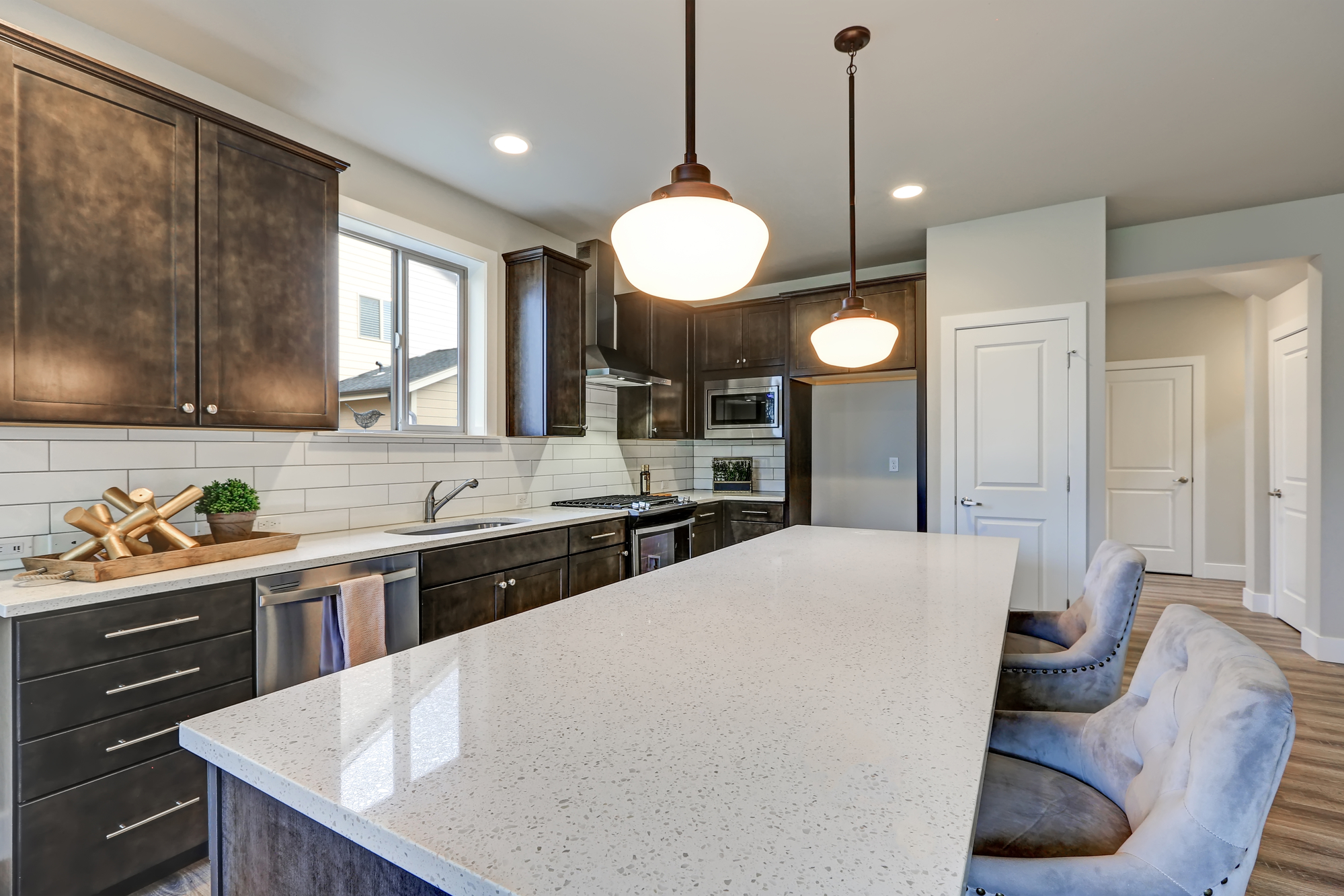 3 Great Stone Materials for Your Kitchen Countertops - Selective ...