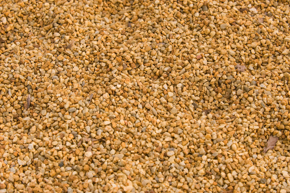 Crushed Rock Types : Choosing crushed stone for the best drainage channels