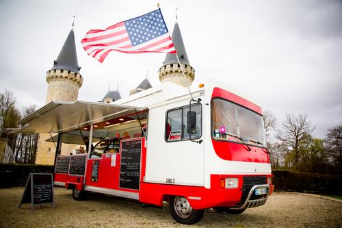 custom food truck