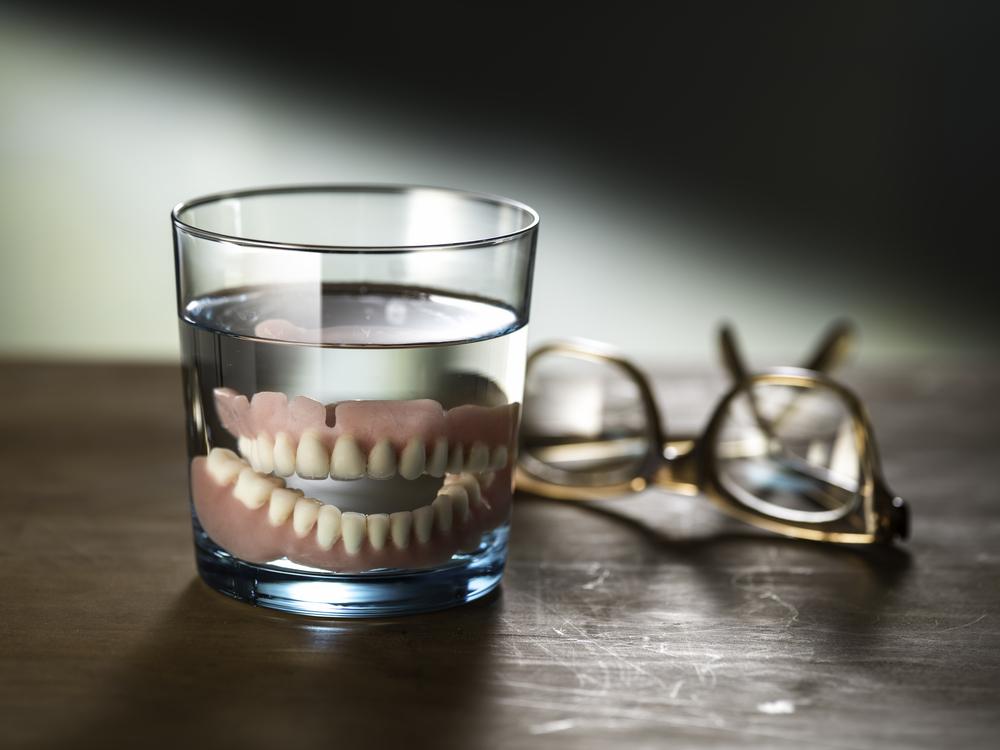 custom dentures