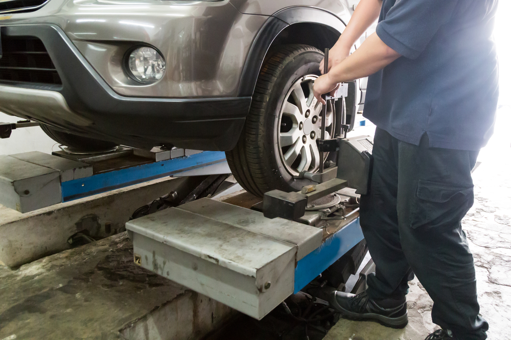 What Happens to Your Wheel Alignment in a Car Accident