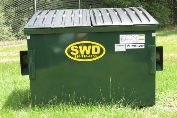 dumpster Ozark AL