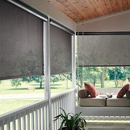 Sunroom Blinds Ideas 1
