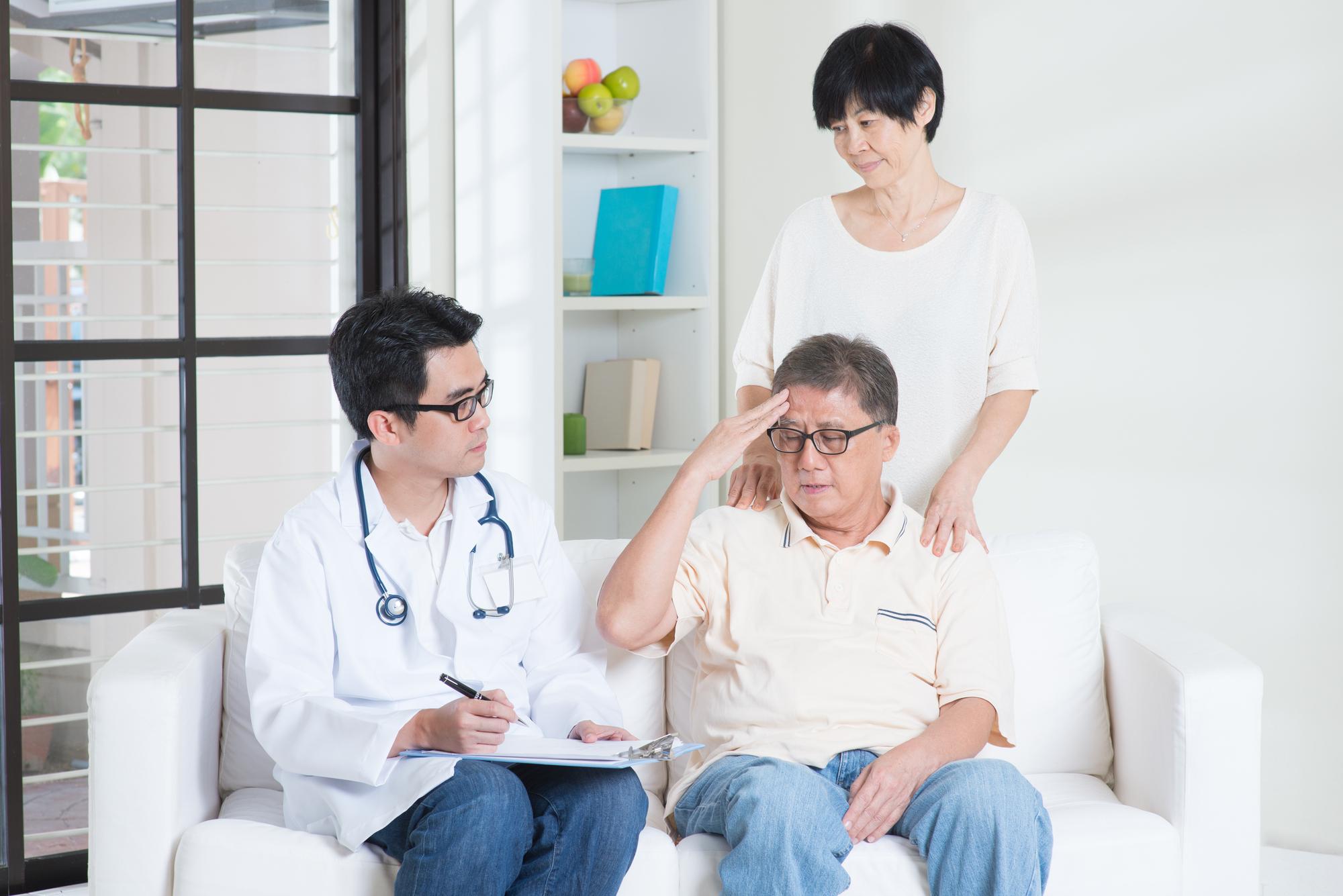 elderly assistance