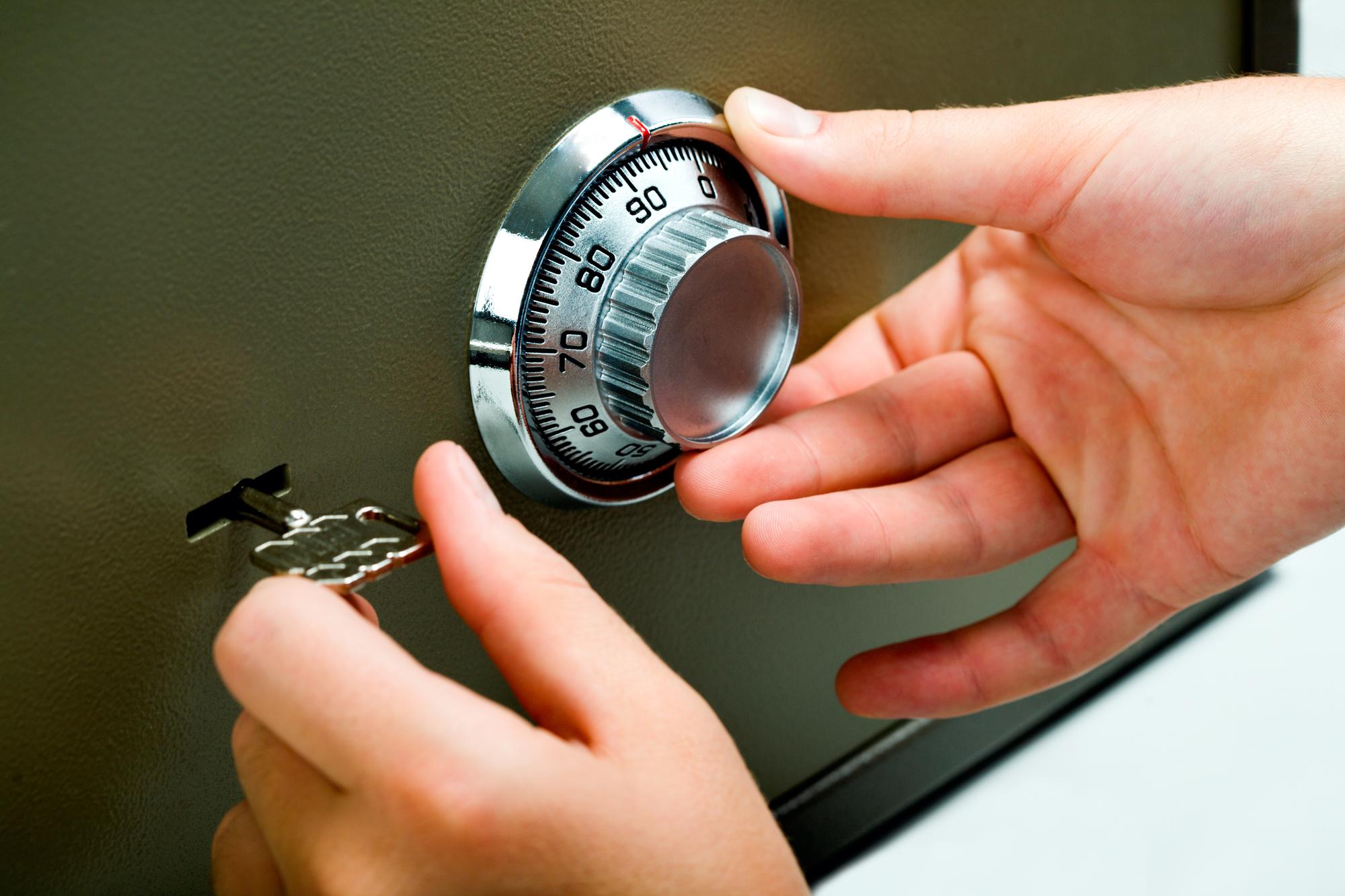 Electronic locks in Columbia, MO