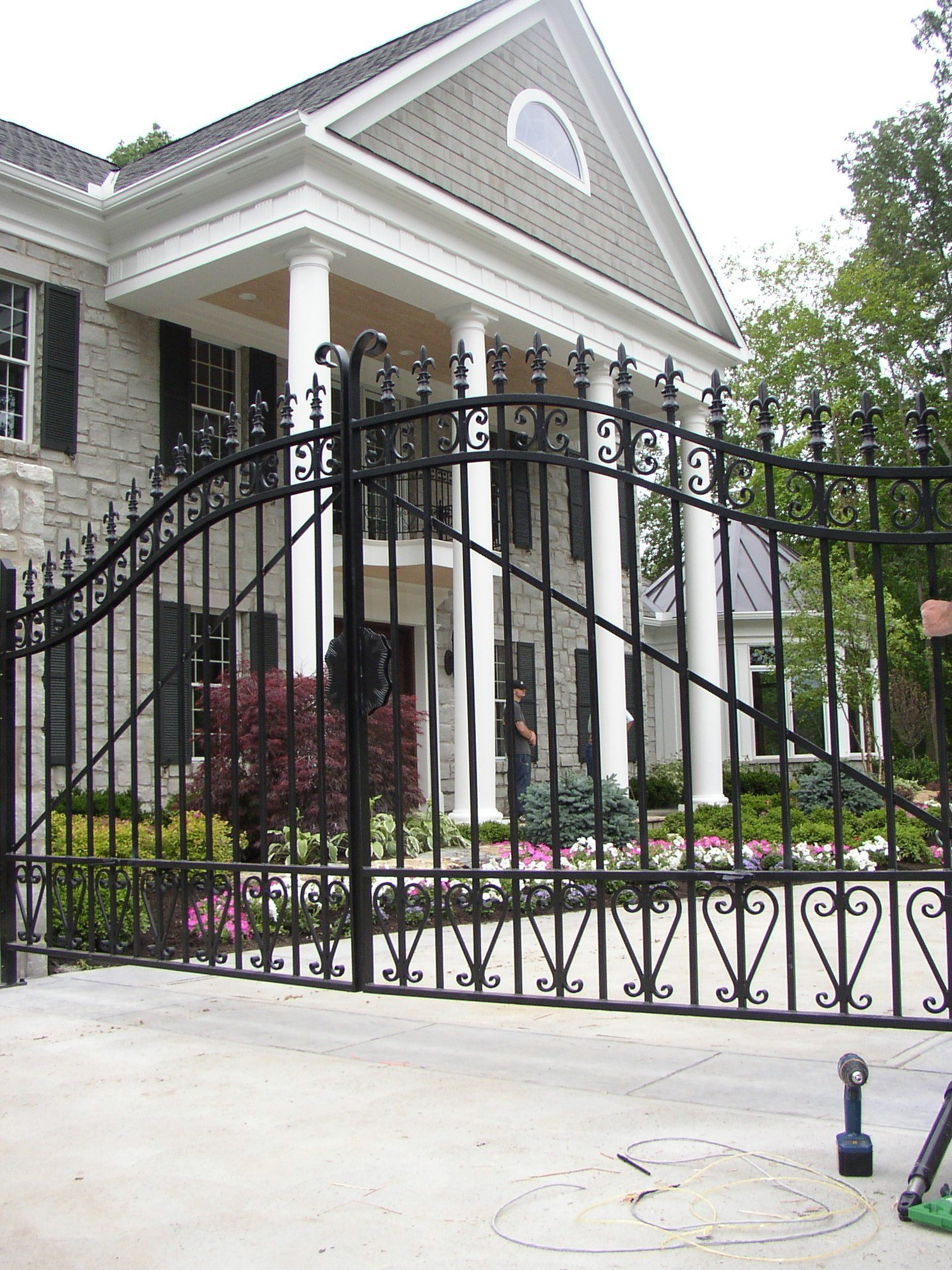 Iron Gate Design For Home 3 benefits of the perfect iron gate design elsmere ironworks iron gate design workwithnaturefo