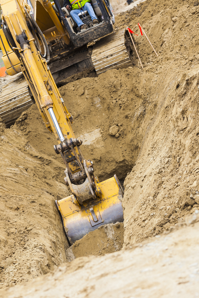 How to Prepare an Excavation Site for Construction - Weddle