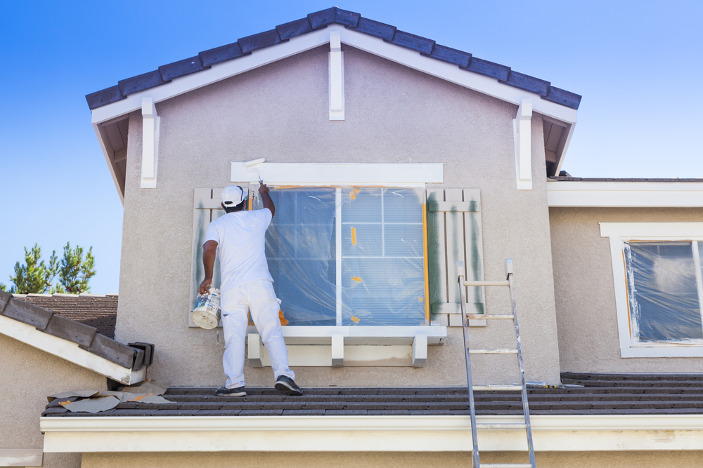 The Different Types Of Exterior Paint Their Uses Brown Painting Llc Kailua Nearsay