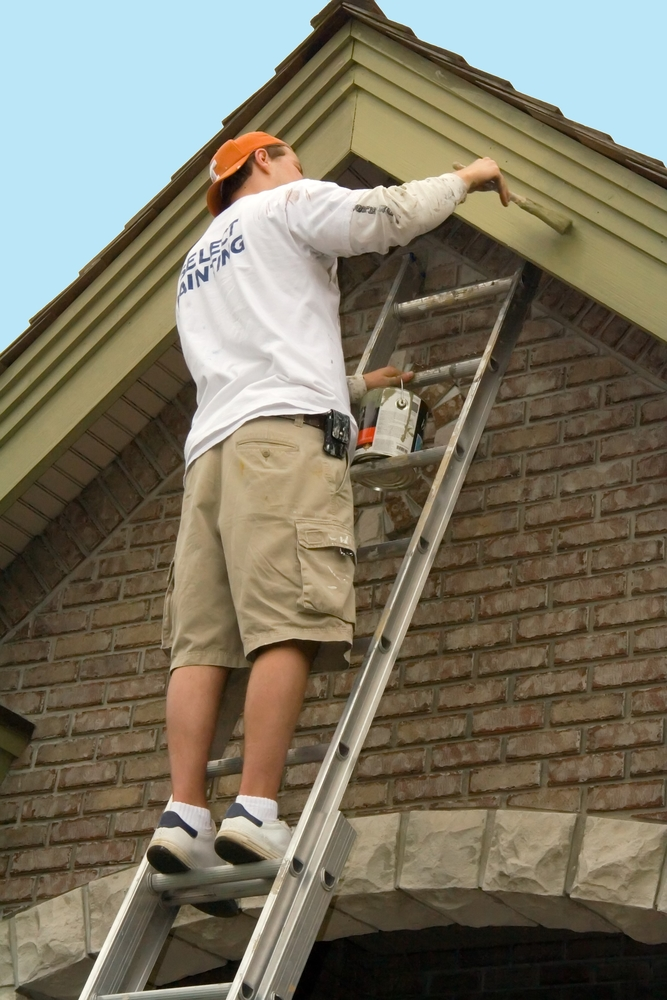 3 ways exterior painting improves your home 39 s curb appeal e and e painting lemay nearsay - Exterior paint peeling concept ...
