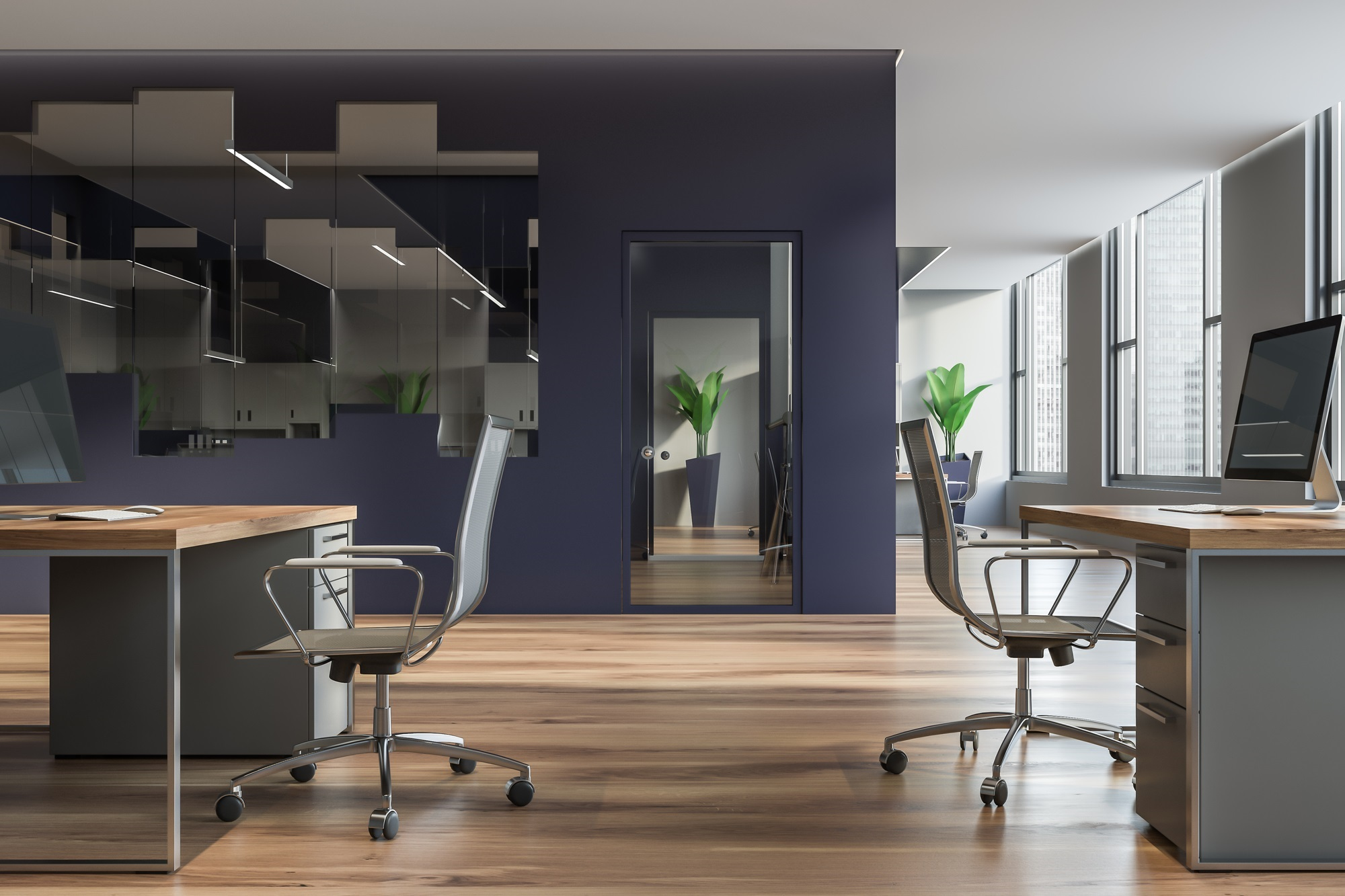 Paint Colors To Boost Productivity