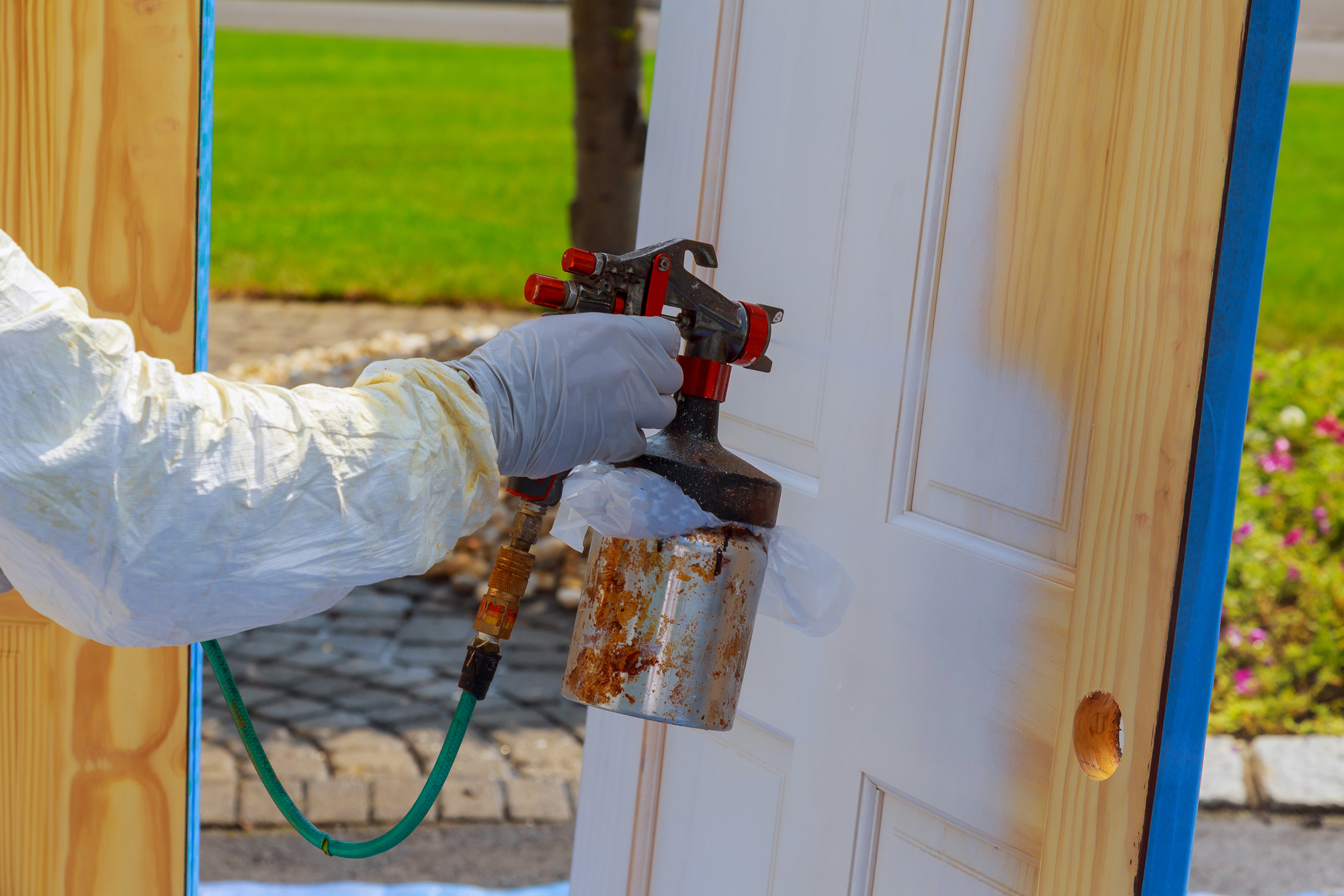 5 Exterior Painting Tips For Your Front Door Fairbanks Paint