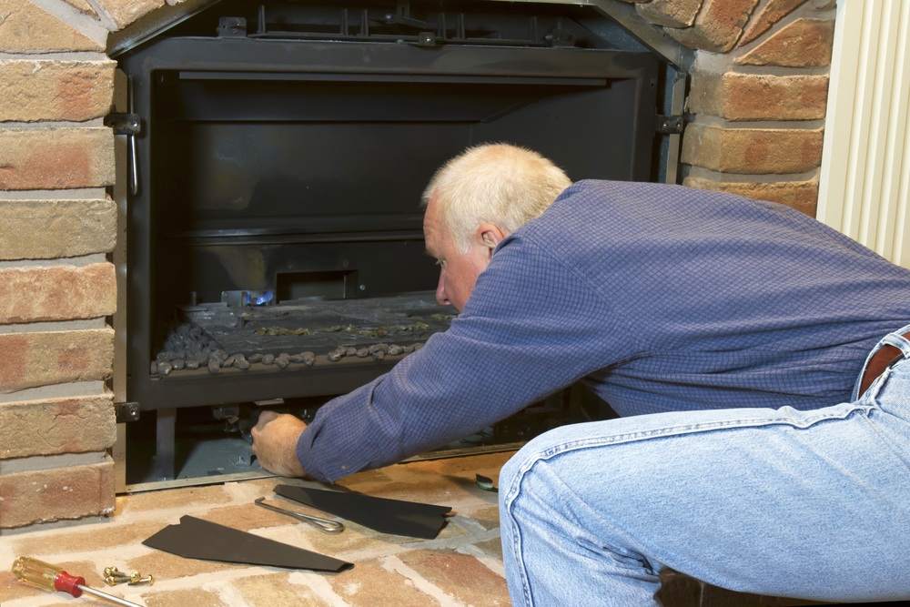 Image Result For Gas Fireplace Pilot Light Always Ona