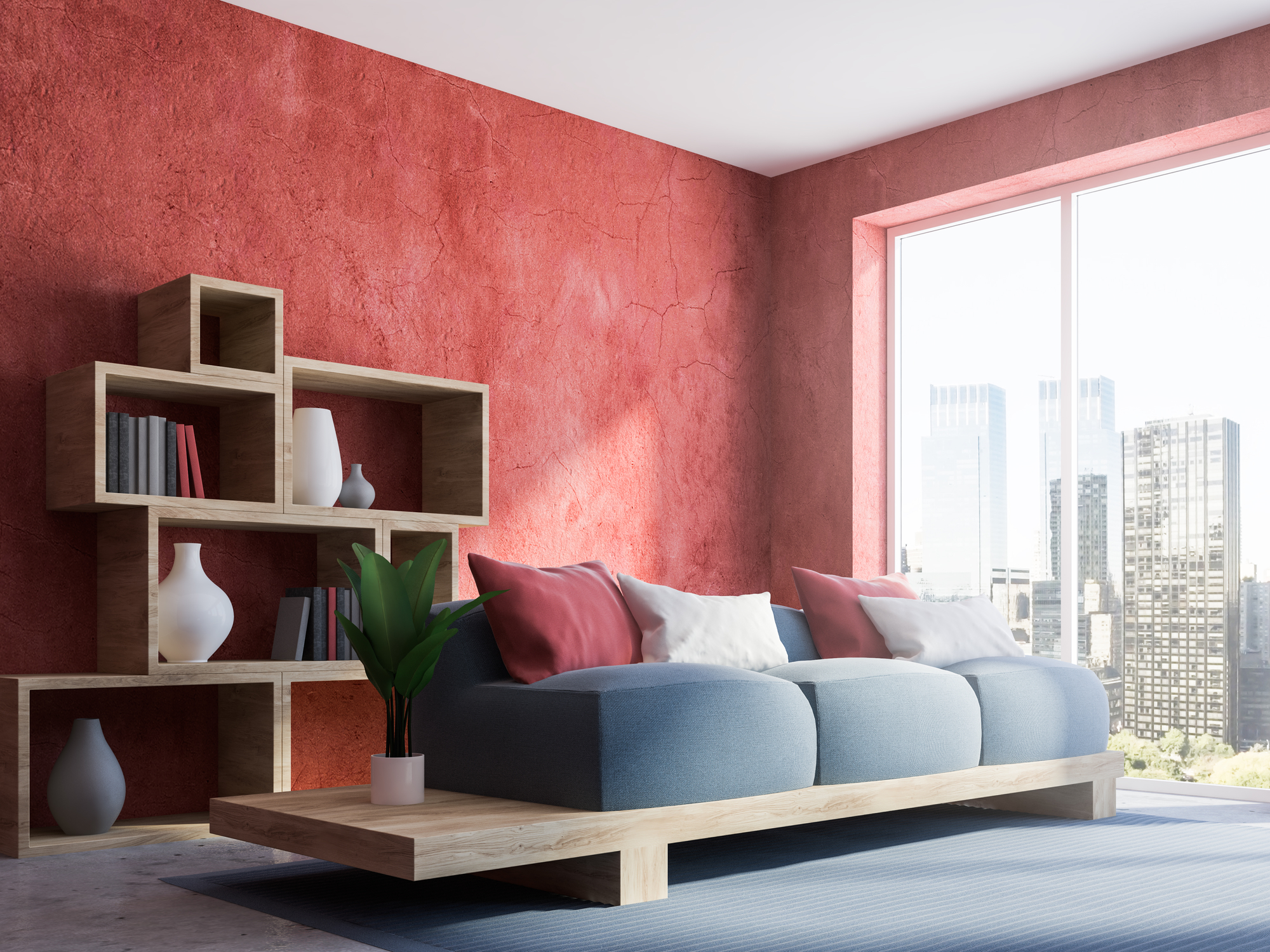 How color impacts your mood interior design