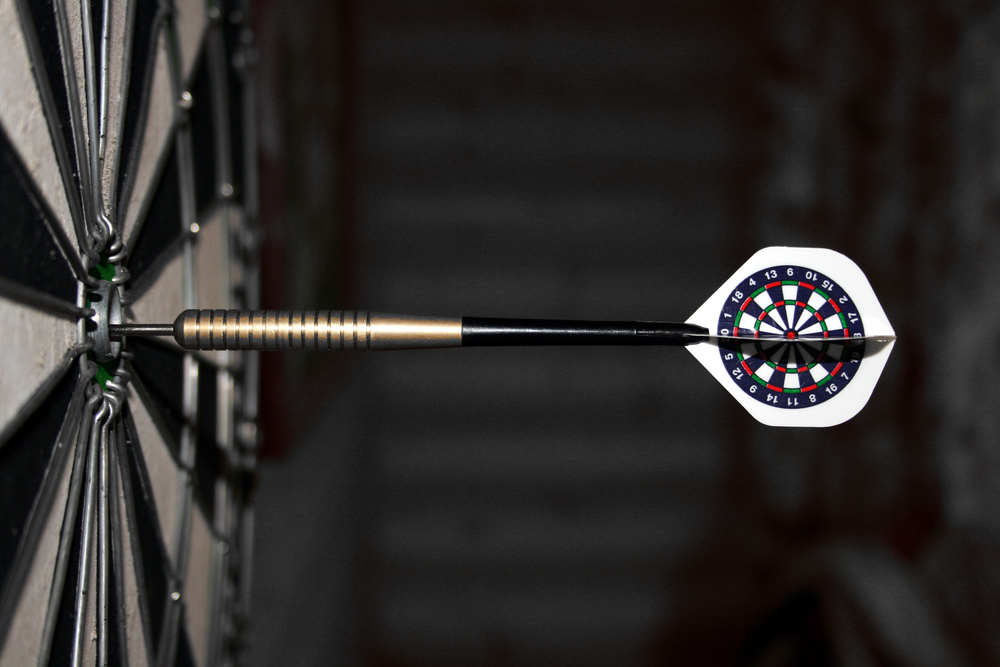 Darts for Beginners: Games to Play   The Art of Manliness