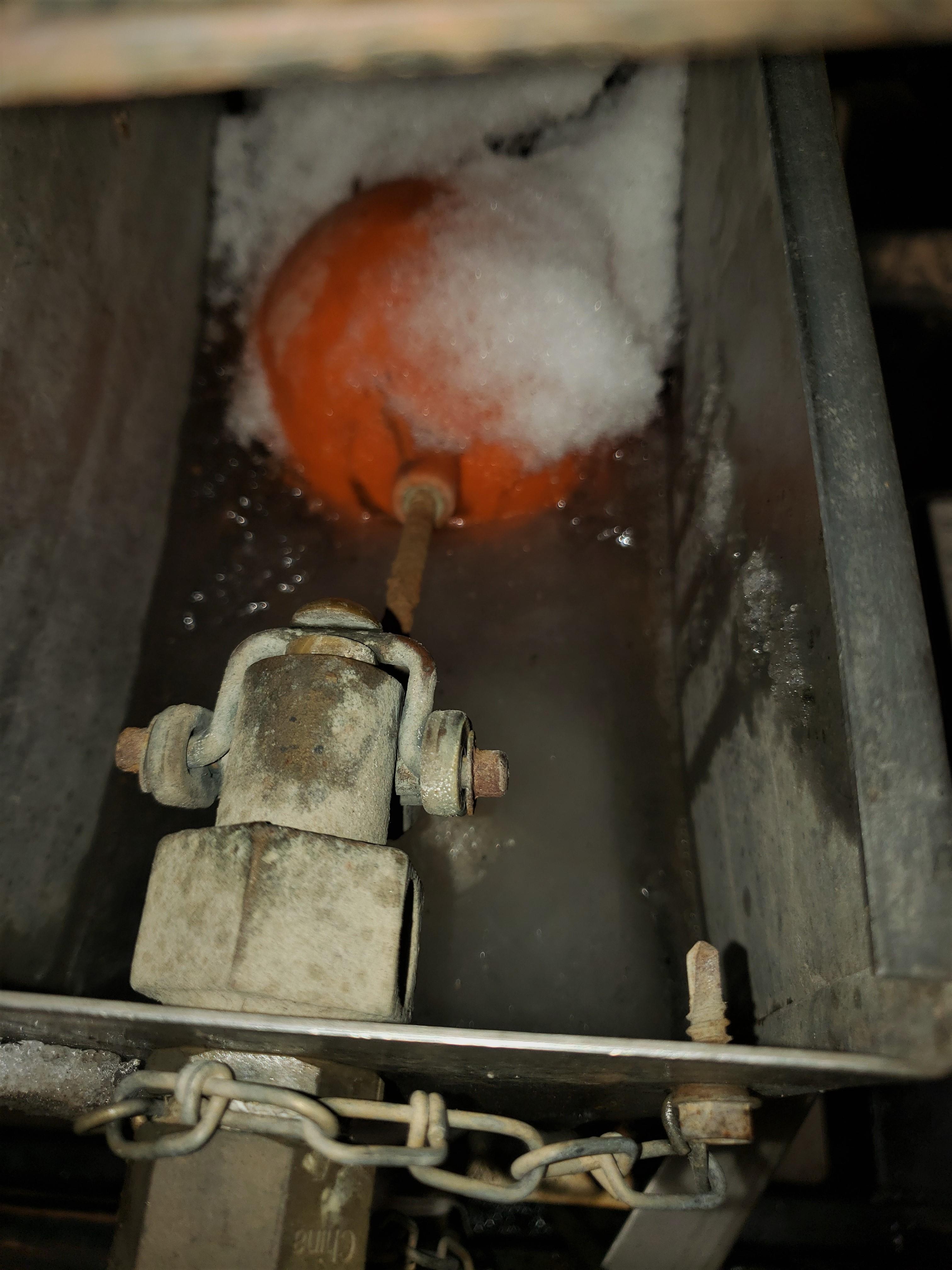 Frozen Float Tank