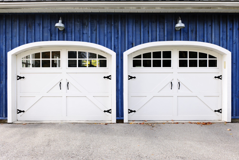 If The Overhead Door Is Shaking Or Making Strange Sounds When You Open And  Close It, Certain Parts, Like Rollers, Hinges, Tracks, And Latches, ...