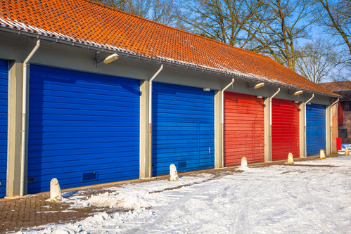 A Guide To Dealing With Frozen Garage Doors Superior Overhead Door