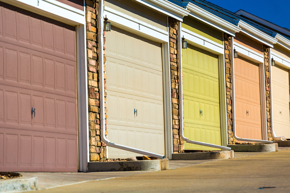 3 steps for opening your garage door during a power outage