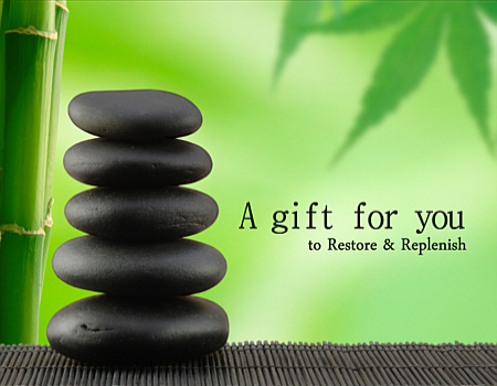 Give the gift of massage this holiday season center for a spend 100 or more in gift certificates and receive 10 off now through december 31 yadclub Choice Image