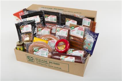 gourmet gift package