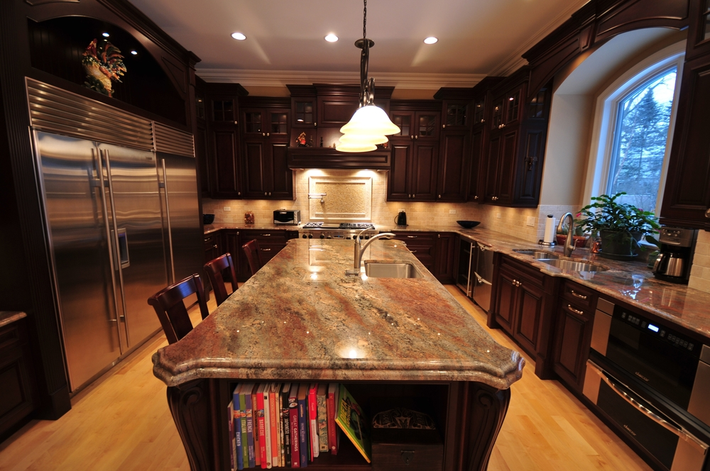 5 Edge Options For The Ideal Granite Countertops Rocky