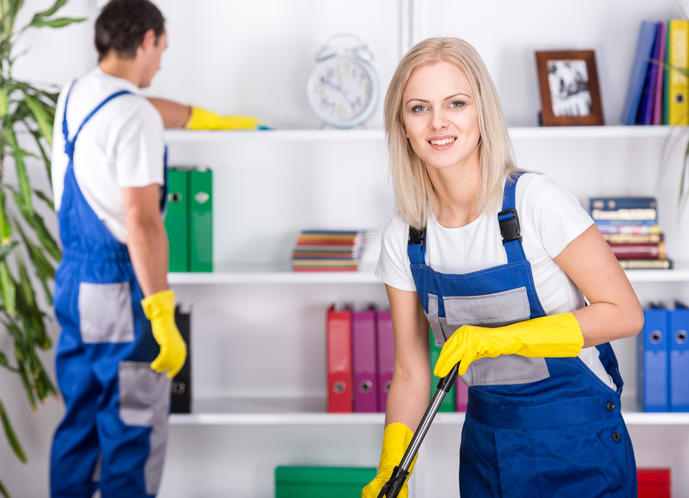 Group Cleaning Services : Top benefits of choosing a green cleaning company