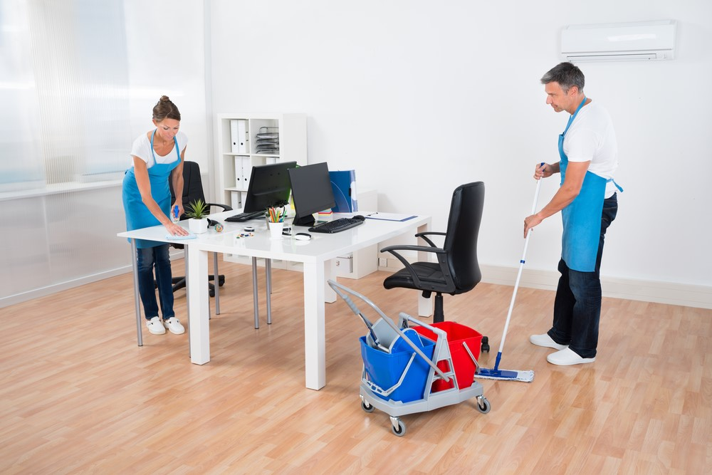 Office cleaning Greenwich CT