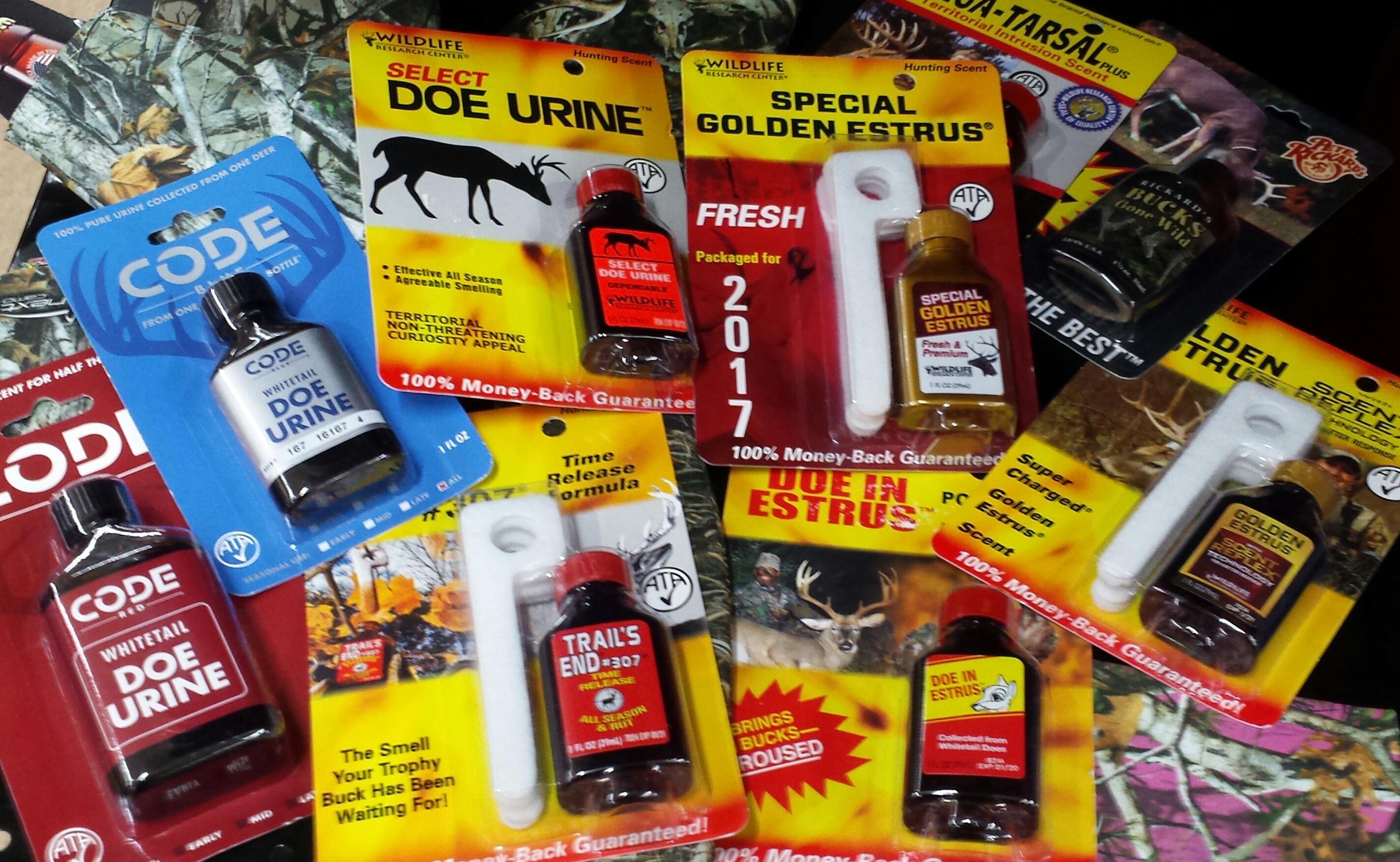 hunting supplies