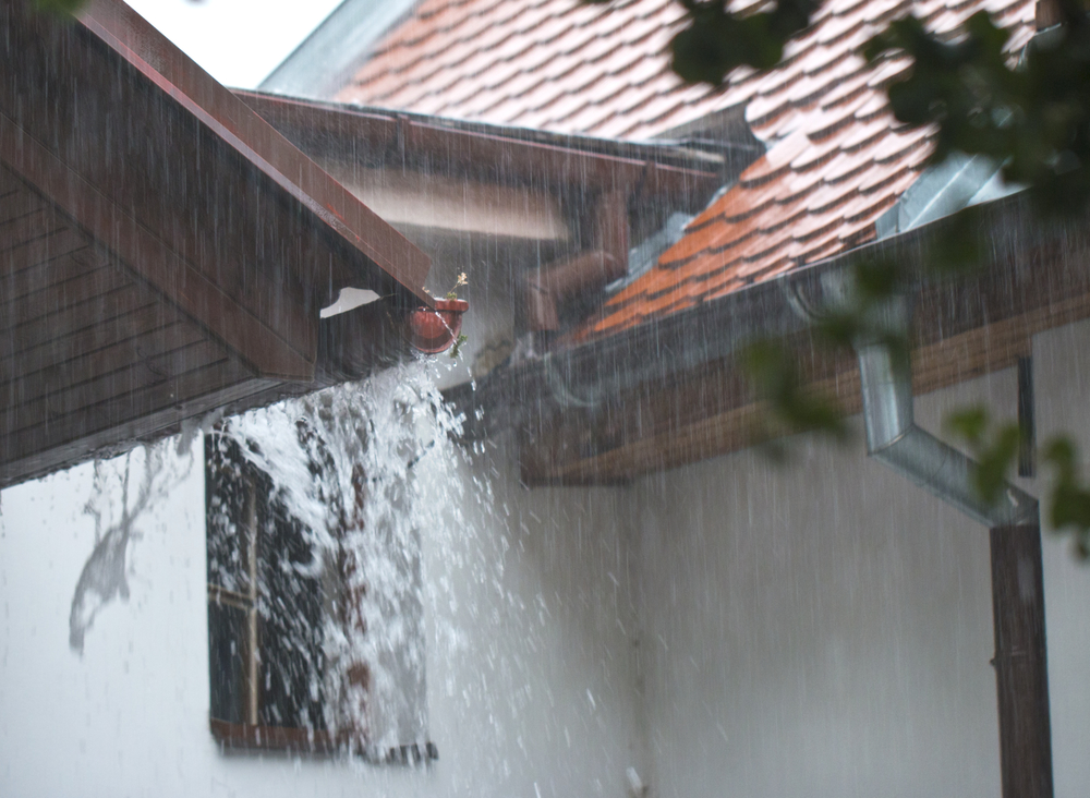 Choosing The Right Gutters For Your Home Bel 173 Aire Home
