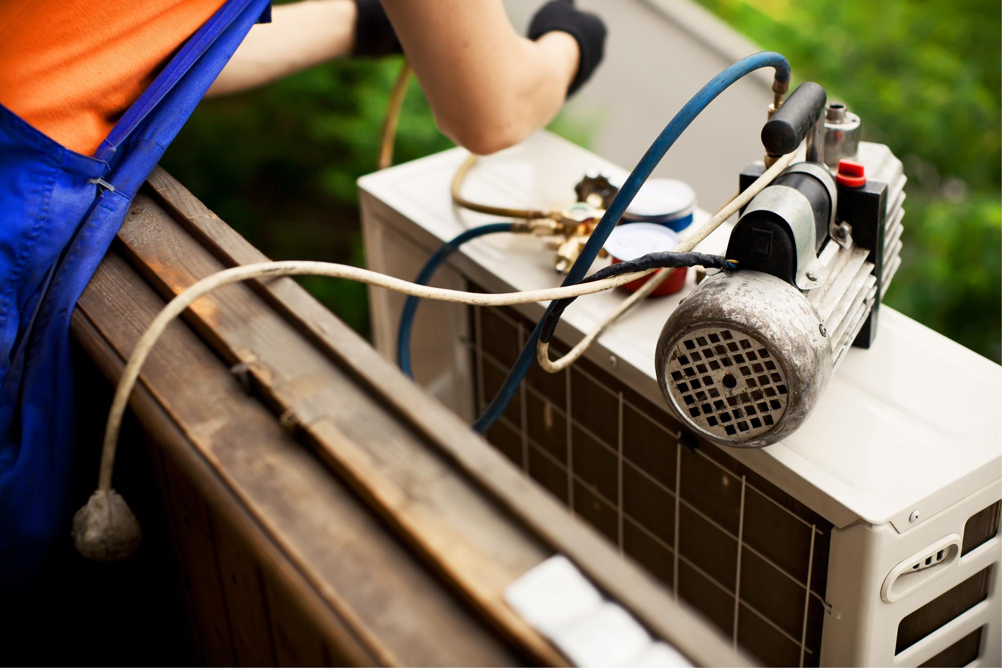 air conditioning maintenance