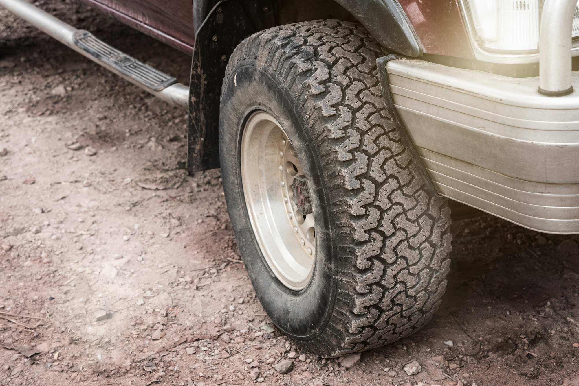What Kind Of Truck Tires Do You Need Hawaii Campers Hilo Nearsay