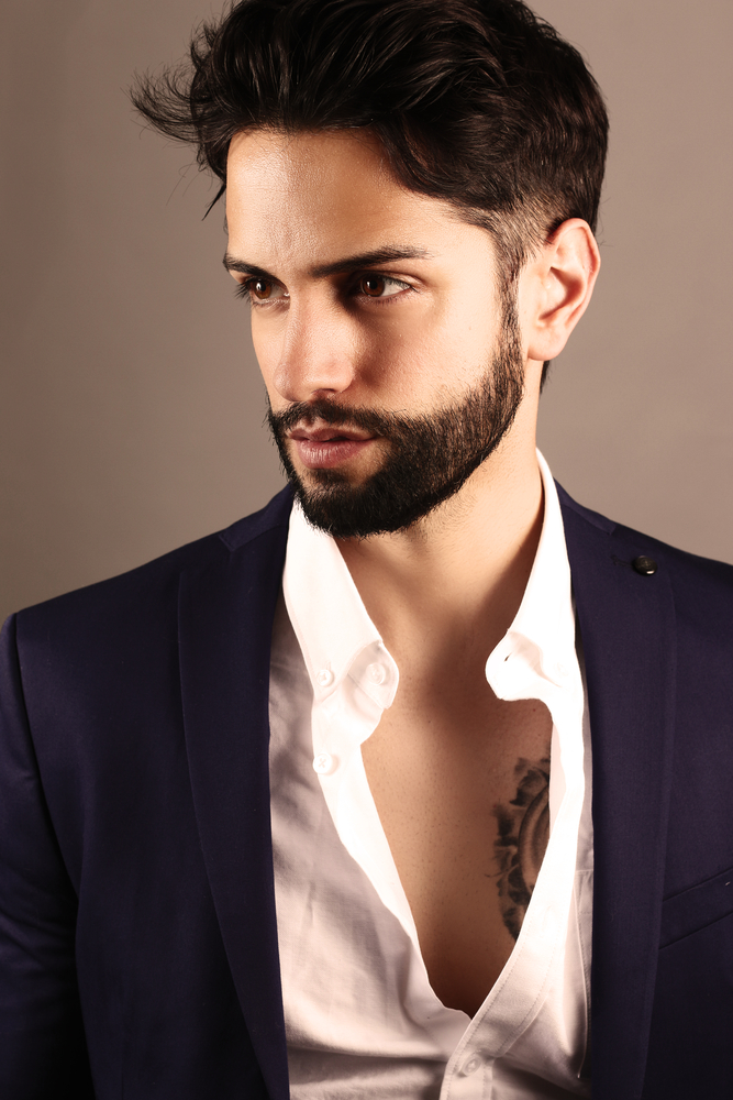 Top 5 Men S Haircut Trends Of 2018 Men S Grooming Salon Sky