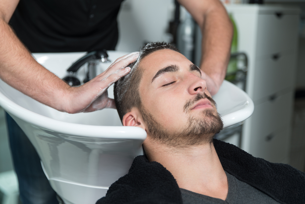 Why You Should Never Diy A Haircut Mens Grooming Salon Sky