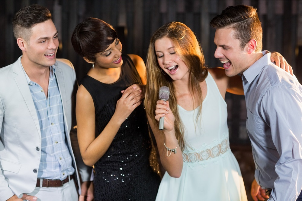 how to get over stage fright singing