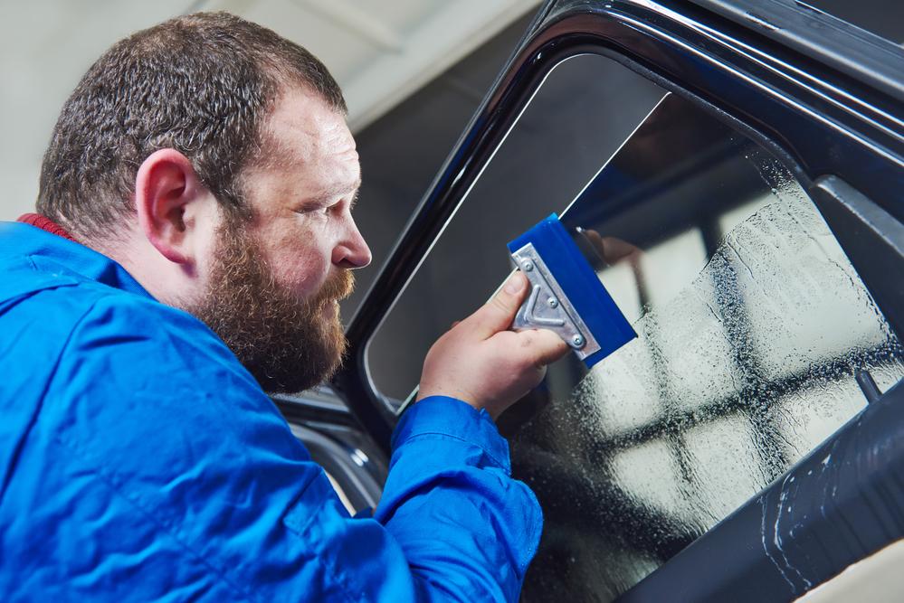 window tinting service