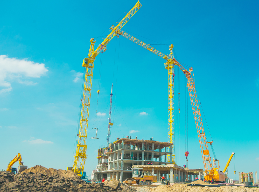 the advantages of hiring a crane If you have any questions about our crane hire service please call us on 01388  748 962 or email us at  pedestrian operated tower cranes advantages.